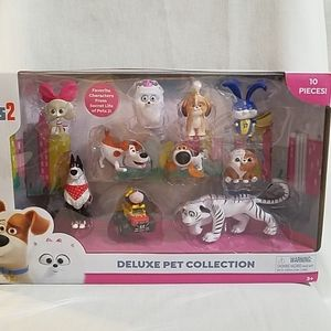 Life Of Pets 2 Deluxe Pet Collection New in Origin